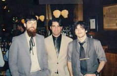 This was 2005. Very young Avett brothers and Bob
