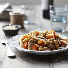 Get the recipe for Sausage Lovers' Pasta