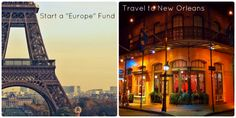 Joanna's resolutions are to start a Europe fund and to travel to New Orleans. Bring us back some beignets!