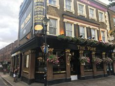 THE YORK, 82 Islington High Street, London, Greater London, N1 8EQ