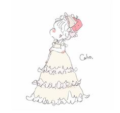 Kawaii Doodles, Cute Kawaii Drawings, Kawaii Chibi, Kawaii Art, Anime Child, Kawaii Wallpaper, Pretty Art, Cute Illustration, Anime Style