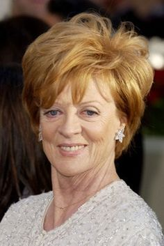 """""""I believe that I am past my prime. I had reckoning on my prime lasting until about 50.""""--MAGGIE SMITH"""