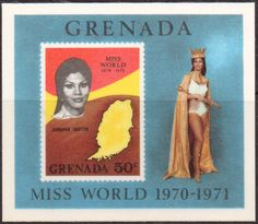 Grenada 1970 British Red Cross Set Fine Mint SG 423/6 Scott 395/8 Other Red Cross Stamps HEE