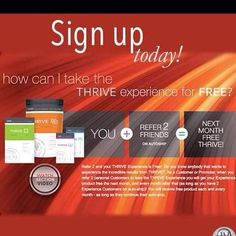 Thrive by Le-Vel is the fastest growing health and wellness movement in the world. Over 10 Million Customers and nearly 2 Billion in sales. See the experience now. Thrive Life, Thrive Cost, Level Thrive, Thrive Le Vel, Thrive Experience, Public Service Announcement, Natural Energy, Live Happy, Change My Life