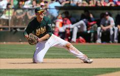 Oakland Athletics Nate Freiman