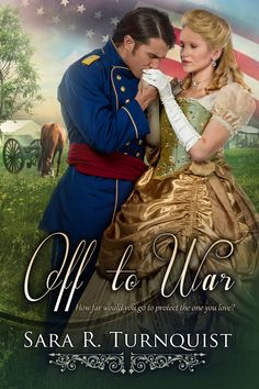 Off to War by Sara R. Union Army, Thick And Thin, My Character, Book Cover Design, The One, Disney Characters, Fictional Characters, Novels, Romance