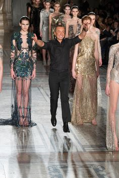 Julien Macdonald Fall 2014 Ready-to-Wear Collection Slideshow on Style.com.                         ~                       THE DESIGNER/GENIUS... ❗️⭐️⭐️❗️ ➕‼️‼️‼️➕‼️