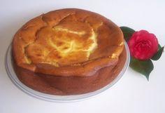 Una pincelada en la cocina: tarta de queso con yogures griegos (al horno)