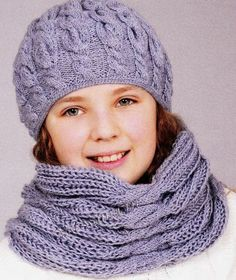 Winter Baby Bunny Hat Scarf Set Comfortable Knitted Hat Cute Knitting H↔