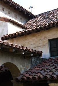 1000 images about mediterranean style homes on pinterest for Spanish clay tile roof