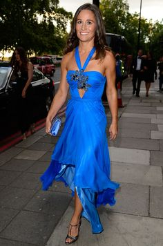 Pippa Middleton wears her sexiest look yet.