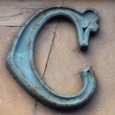 letter C, via Flickr.