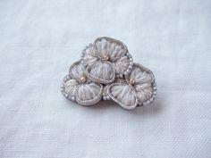 bouquet no.2 刺繍 ブローチの画像4枚目