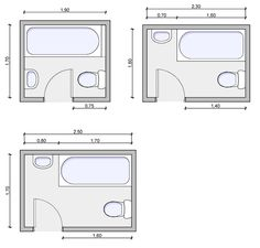 master bathroom drawing with measurments