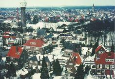Ede, vanaf de Oude Klinkenberg.