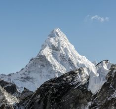 Ama Dablam, Nepal – Himalayas