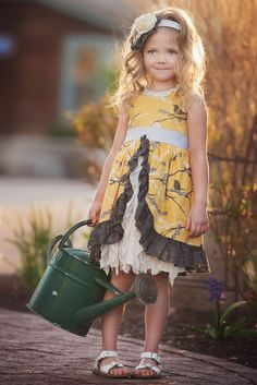 Ruby Dress in Yellow by Persnickety (Love Collection) Persnickety Clothing, Sweet Dress, Victoria, Diy For Girls, Fall Dresses, Tween, Boutique Clothing, Baby Dress, Girl Hairstyles