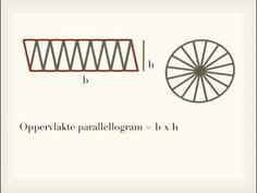 Oppervlakte van een cirkel berekenen - Wiskunde.net