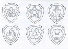 Paw Patrol Badge Black And White 1000+ images about <b>paw patrol</b> on pinterest  <b>paw patrol</b> cake ...