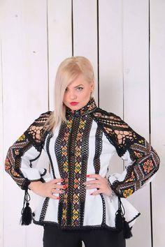 #Ukrainian #Style #Spirit of #Ukraine Українське - це модно, стильно і дуже красиво! Via Ukrainian People Magazine