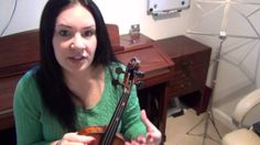 How to do VIBRATO on the Violin TUTORIAL This is soooo hard, but trying to learn this...