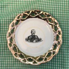Victorian Era Scottish Hero Major General Hector MacDonald Plate Boer War by MendozamVintage on Etsy