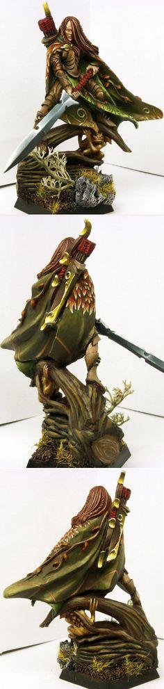 Wood Elf Lord