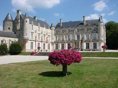 le Château de Terre Neuve un Château en Vendée proche du Puy du Fou