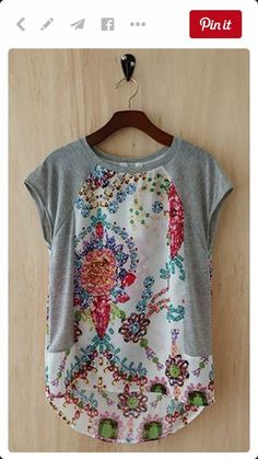 Like this feminine tshirt