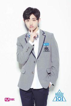 Ahn Hyeong Seop   Yue Hua Entertainment   Produce 101 - Season 2