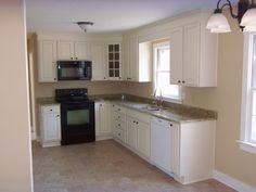 Very Small L-shaped Kitchen | Small updates to total kitchen renovations, The Remodeling Company ...
