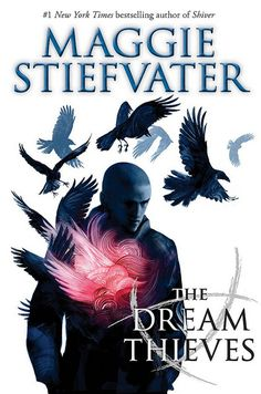 Dream Thieves by Maggie Stiefvater! LOVED IT! :D