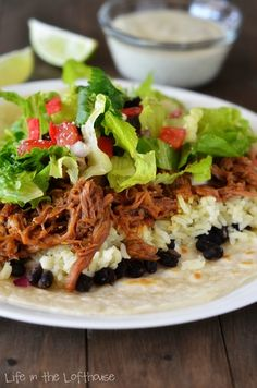 Cafe Rio Pork- from LifeInTheLofthouse