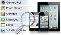 Freaking out cause you accidently deleted photos, SMS or other crucial stuff on your iPhone 5/4s/4/3gs? Broke or damaged your iPhone and now the data's gone? Failed updates kill your data? The bottom line is, whatever the problem, Wondershare Dr.Fone is an easy-to-use tool that can help you easily recover photos & videos, contacts, SMS, call logs, memos and calendars, even Safari bookmarks you thought you'd lost forever!     Product info:  http://www.swesoft.com/iphone4-data-recovery.html