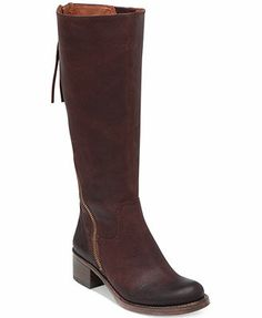 Lucky Brand Hackett Boots- From Macy's- Really like these!!!