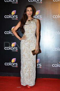 Malaika Arora Khan & Jacqueline Fernandez at Colors' party | PINKVILLA