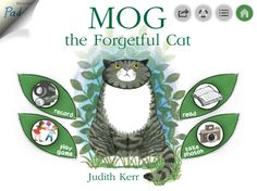Mog the Forgetful Cat $1.99