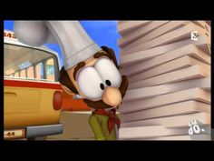 11 min - Garfield & Cie - Paradis à souris. - YouTube
