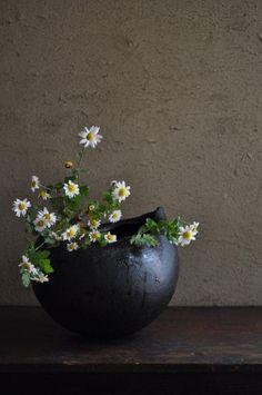 Ikebana by Mario HIRAMA, Japan Bonsai, Ikebana Japanese flower arrangement