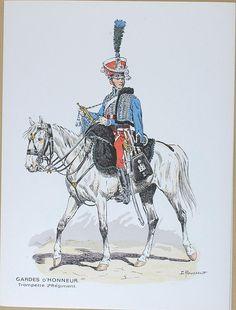 Garde d'Honneur -Trompette 2e rgt- Rousselot