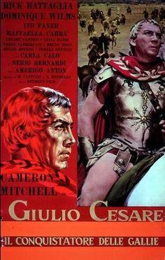 Julio César, 'El Conquistador de las Galias' (1962) - FilmAffinity
