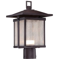 You'll love the Pallerton Way 1 Light Outdoor Post Light at AllModern - With Great Deals on modern Lighting  products and Free Shipping on most stuff, even the big stuff.