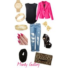 Lil pinky by mandygguillory on Polyvore featuring polyvore, fashion, style, Raquel Allegra, Frame Denim, Red Circle, Christian Louboutin, Cartier, Michael Kors, Jules Smith, Kate Spade and Paula Bianco