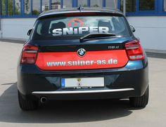 Car Wrapping BMW - Sniper