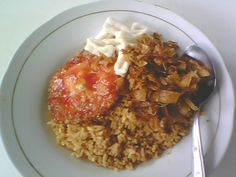 this is it.... nasi goreng ala dindaaaaa :)