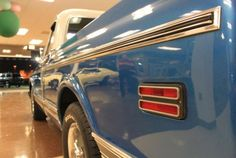 I have decided after looking at tons of trucks recently that I want a 1970 Chevy C-10. It will happen!