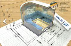 хамам строительство - Поиск в Google Steam Sauna, Steam Bath, Steam Room, Diy Sauna, Jacuzzi, Steam Shower Cabin, Building A Sauna, Sauna Design, Hama