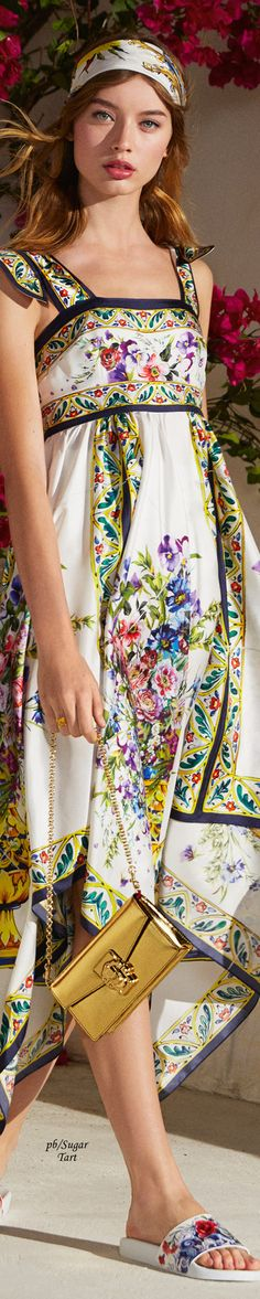 Dolce & Gabbana - Caltagirone Collection - FW 2017-18
