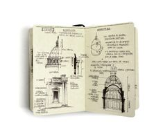 sketch journal architectural - Google Search