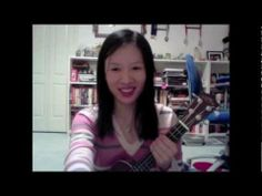 """▶ """"Take Me Home, Country Roads"""" by John Denver, on ukulele (Cover-a-Week #5) - YouTube"""